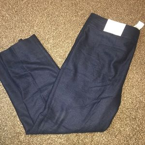Ann Taylor Loft Marisa Straight Sz 14 Dress Pants